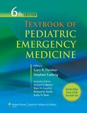 Textbook of Pediatric Emergency Medicine (Textbook of Pediatric Medicine (Fleish