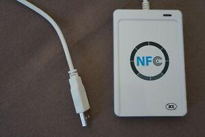 ACS RFID Smart Card Reader NFC Contactless ACR122U-A9