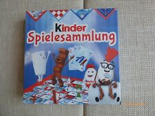"Kinderspielesammlung von Ferrero ""Entertainment for you"""
