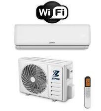 Climatizzatore ZEPHIR ZTQ Advance Wifi Condizionatore 12000BTU A++ GOOGLE/ALEXA
