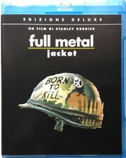 Blu-ray Full Metal Jacket - Edizione Deluxe di Stanley Kubrick 1987 Usato