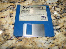 """Shadowgate for the Commodore Amiga on 3.5"""" floppy disk 1987"""