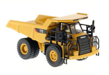 DM 1:87 Caterpillar Cat 772 Off Highway Truck Diecast Toy Model Collection 85261