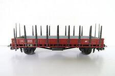 Märklin HO/AC 4607 Rungenwagen 476 315 DB (CQ/640-13R2/12)