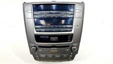 2011 LEXUS IS200/IS300 Radio Stereo Testa Unità 86120 53B30 Necessita Codice
