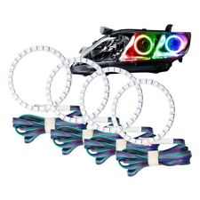 For Toyota Camry 07-10 SMD ColorSHIFT Dual Halo kit for Headlights