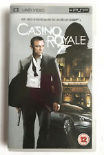 Casino Royale UMD 2007 Video Psp