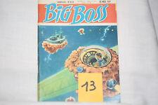 Big Boss (13) n°69-1°série--le secret des bustes des 4 condamnés-TBE-1962