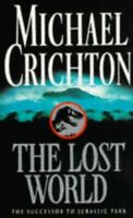 The Lost World by Crichton, Michael 0099637812 The Cheap Fast Free Post