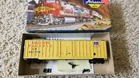 Athearn  50' Boxcar Union Pacific Railbox box car  Stock # 1342 bb kit rare