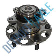 New REAR 06-11 Honda Civic Non Si Except Hybrid ABS Complete Wheel Hub & Bearing