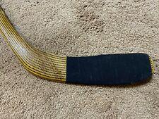 TONY AMONTE 97'98 Chicago Blackhawks RARE Game Used Hockey Stick NHL COA