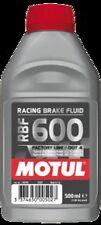 MOTUL RBF 600 FACTORY LINE OLIO FRENI DOT 4 100% SINTETICO 500ML