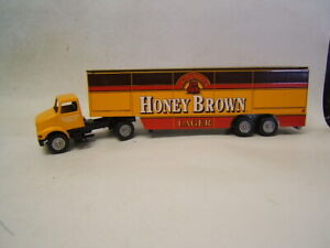Winross Honey Brown Lager Tractor Trailer Highfalls Brewery Rochester 1/64