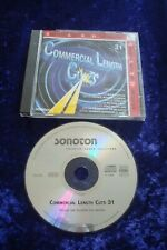 CD MUSIC LIBRARY.COMMERCIAL LENGTH CUTS 31.SONOTON.
