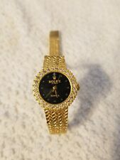 Tone And Cz China Made Rolex Gold