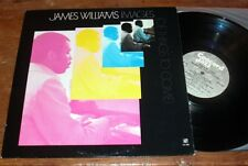 JAMES WILLIAMS Images of Things to Come Concord Jazz NM Bill Pierce FAMBROUGH
