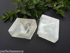 Optical Ice Calcite (Iceland Spar) Natural Crystal Specimen - 30-40mm