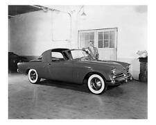 1953 Studebaker Loewy & Town Car Factory Photo u1316-T8JGS3