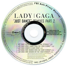 Lady Gaga JUST DANCE REMIXES PART 2 (Promo Maxi CD Single) (2008)
