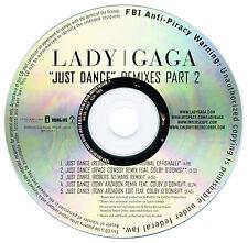 Lady Gaga JUST DANCE REMIXES PART 2 (Promo Maxi CD Single) (2008)