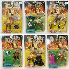 LOT OF 6 HERCULES ACTION FIGURES NRFP