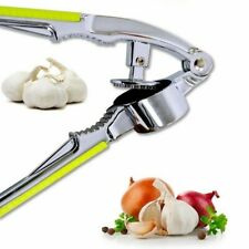 garlic press Kitchen Tool Gadget Ginger Garlic Presses Nut Cracker crusher