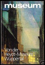 Von der Heydt-Museum Wuppertal, Reihe: museum, 1990