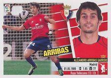 N°05 ALEJANDRO ARRIBAS GARRIDO # ESPANA CA.OSASUNA STICKER PANINI ESTE LIGA 2014