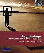 Psychology by Scott O. Lilienfeld, Steven J. Lynn, Laura L. Namy, Nancy J. Wool