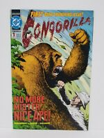 Congorilla #1 - DC comics November 1992 - actual pictures - NM/MN