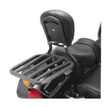 Harley Davidson 6 Spoke Black Luggage Rack 53850-00A