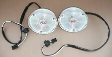 Lamp Park Light Assembly Camaro 69 RS SS Z-28 Front Parking Turn Lens Housing