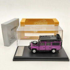 Master 1:64 Land Rover Defender 110 Models Toys Diecast Collection Cars Purple