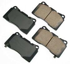 Akebono ASP1001 Front Ceramic Brake Pads