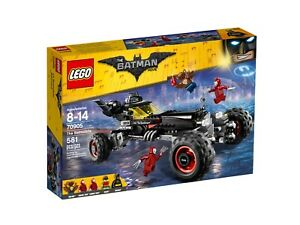Lego The Batman Movie 70905 The Batmobil - New/Boxed