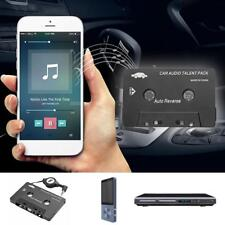 Car Cassette Tape Audio AUX Adapter Stereo Converter for iPod iPhone MP3 Player