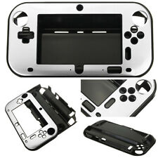 Aluminum Plastic Protect Case Cover for Nintendo Wii U Gamepad Remote Controller
