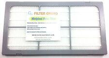 PLEAT NANO FILTER WITH GRAY PLASTIC FRAME FOR AIR CLEANER REMOVING DUST ANTIGERM