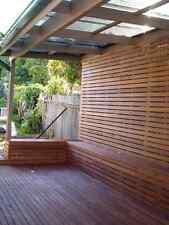 Fire Rated Ironbark hardwood timber decking 1st grade Australian Hardwood