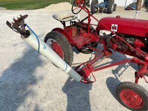 Farmall IH International Cub Tractor ORIGINAL sickle bar mower