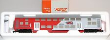 Roco H0 54502 City-Shuttle Doppelstockwagen Wiesel 2. Klasse der ÖBB - NEU + OVP