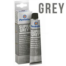 Permatex RTV Supra Ultra Grey Rigid High-Torque Silicone Gasket Maker