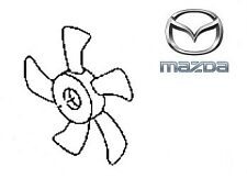 Genuine Mazda 2 2015-2018 1.5 Petrol Engine Radiator Fan Blade Only - P53W15140
