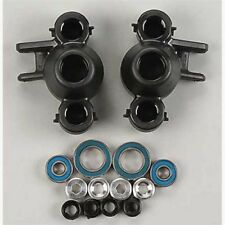 RPM 80582 Axle Carriers/Oversized Bearings Black Revo