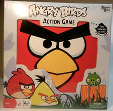 Angry Birds Indoor and Outdoor 3D Action Game by University Games New in Box