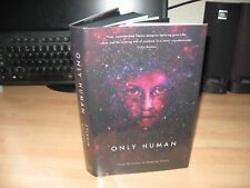Sylvain Neuvel Only Human Signed Numbered 74/500 Themis Files 3 Sleeping Giants