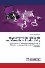 Investments in Telecoms and Growth in Productivity by Samoilenko Sergey...
