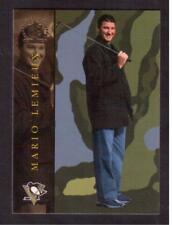 2002-03 BAP SIGNATURE SERIES GOLF # GS-49 MARIO LEMIEUX !!