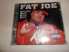 CD  Fat Joe - Jealous Ones Still Envy